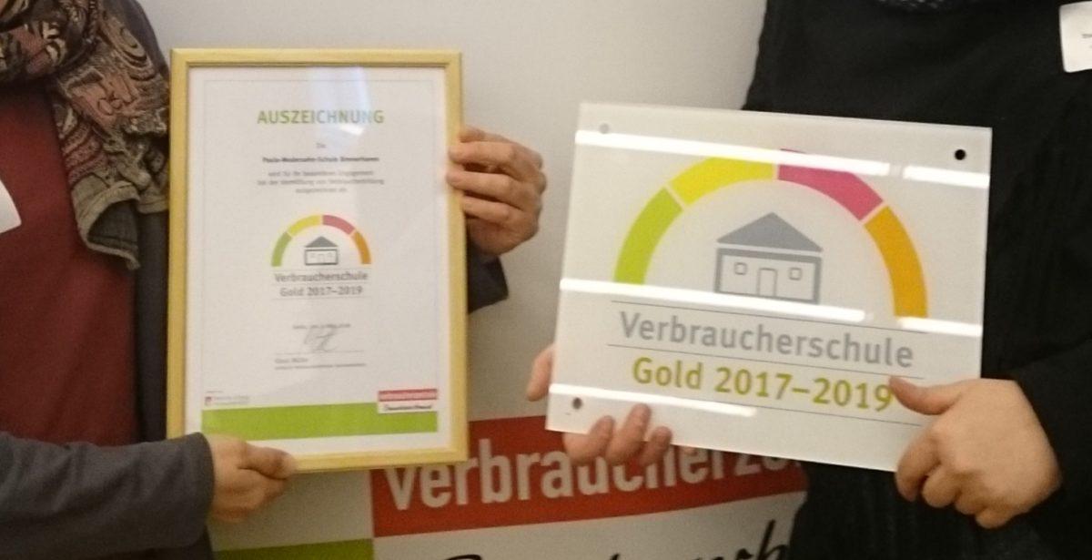 Gold für Paula!